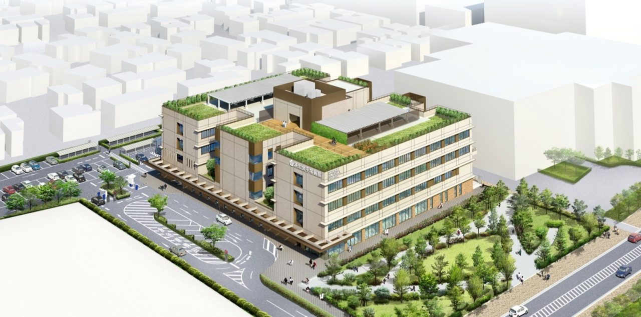 新病院プロジェクト